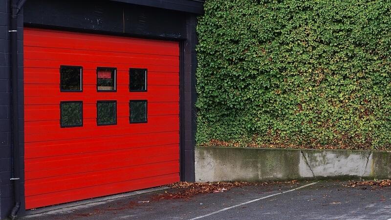 puerta de garaje en albacete