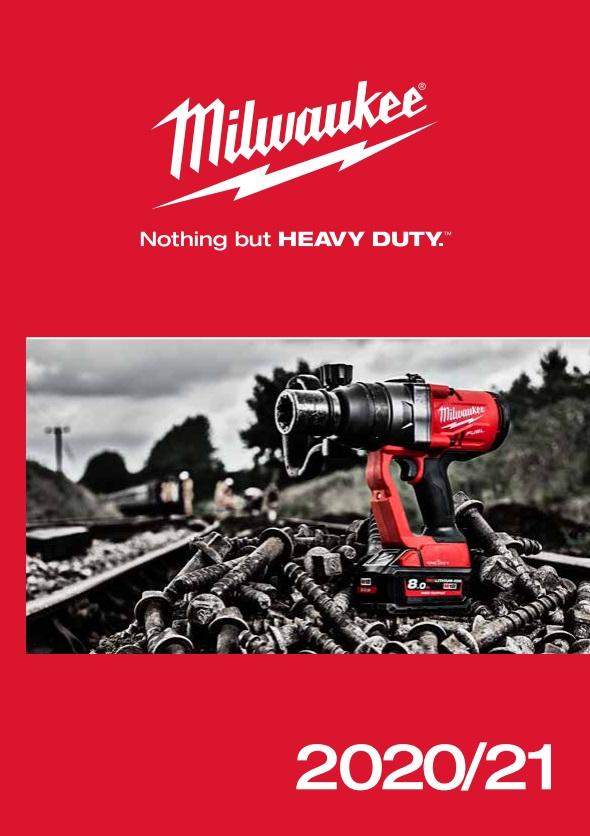 milwaukee catalogo herramientas 2020 portada